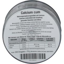 Calcium Cum Dragees