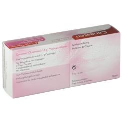 Canesten® Vaginaltabletten 6-Tage-Therapie