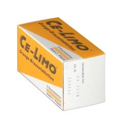Ce-Limo Orange Brausetabletten
