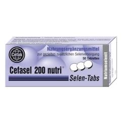 Cefasel 200 nutri® Selen-Tabs
