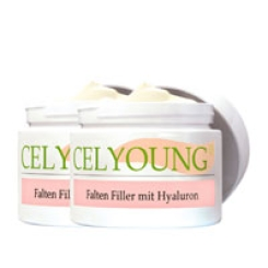 CELYOUNG® Faltenfiller mit Hyaluron