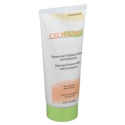 CELYOUNG® Fersen und Fußpflege Balsam mit Eukalyptus