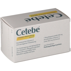 Cetebe® Vitamin C Retard 500 mg