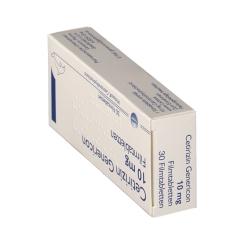 Cetirizin Genericon 10 mg