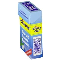 China-Oel Hals- und Rachenbonbons - ohne Zucker