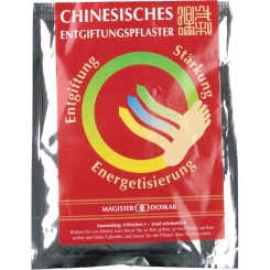 CHINESISCHES ENTGIFTUNGSPFLASTER