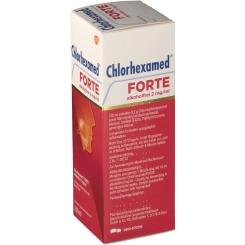 Chlorhexamed® Forte alkoholfrei
