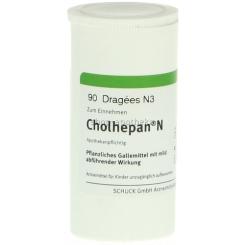 Cholhepan N Dragees