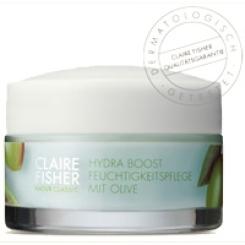 Claire Fisher NC Hydra Boost Feuchtigkeitspflege mit Olive