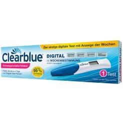 Clearblue DIGITAL Schwangerschaftstest mit Wochenbestimmung