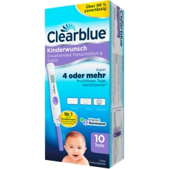 Clearblue® Ovulationstest