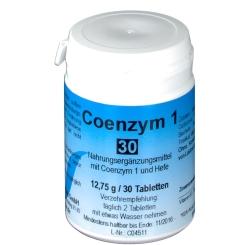 Coenzym 1 Tabletten
