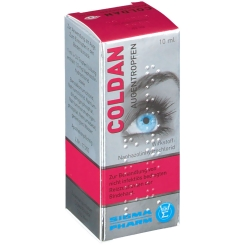 COLDAN Augentropfen