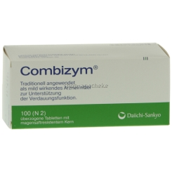 Combizym Dragees