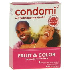 condomi® Fruit & Color