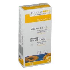 Coolike® Abschminktücher