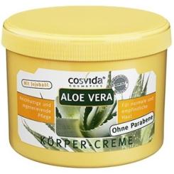cosvida® Aloe Vera Körper-Creme
