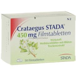Crataegus STADA® 450 mg Filmtabletten