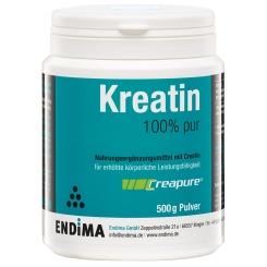 Creapure® Kreatin 100% Pur Pulver