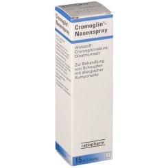 Cromoglin®-Nasenspray