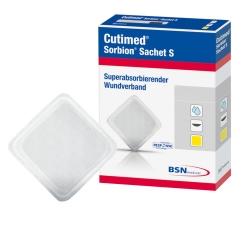 Cutimed® Sorbion® Sachet S 7,5 x 7,5 cm