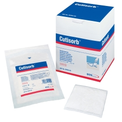 Cutisorb® Saugkompressen unsteril 10cm x 10cm