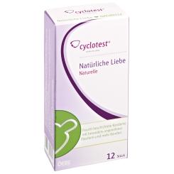 cyclotest® Kondome Natürliche Liebe Naturelle