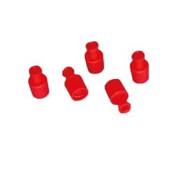 DAHLHAUSEN® Verschlusskappe Kombi rot