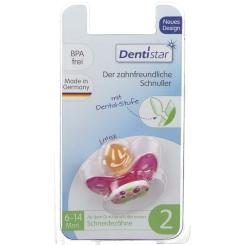 Dentistar Beruhigungsschnuller ohne ohne Ring