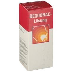 Dequonal® zum Gurgeln