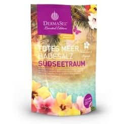 DermaSel® LIMITED EDITION Totes Meer Badesalz Südseetraum