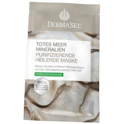 DERMASEL® Maske Heilerde