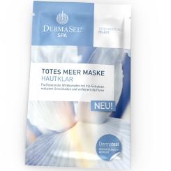 DERMASEL® SPA Maske Hautklar