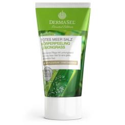 DERMASEL® Totes Meer Körper-Peeling Lemongrass Limited Edition