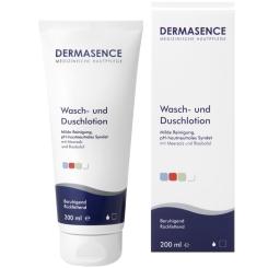 DERMASENCE Wasch- und Duschlotion