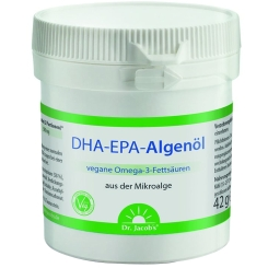 DHA-EPA Algenöl