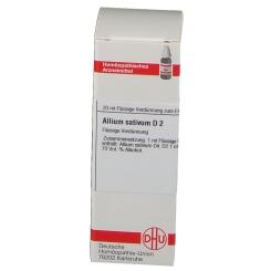 DHU Allium Sativum D2