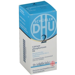DHU Biochemie 2 Calcium phosphoricum D6