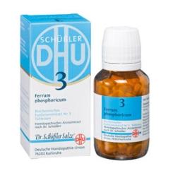 DHU Biochemie 3 Ferrum phosphoricum D3