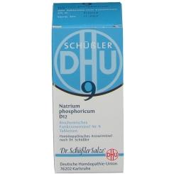 DHU Biochemie 9 Natrium phosphoricum D12