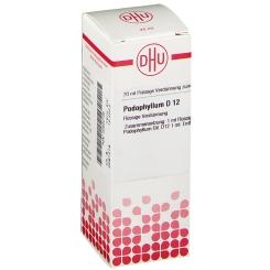 DHU Podophyllum D12