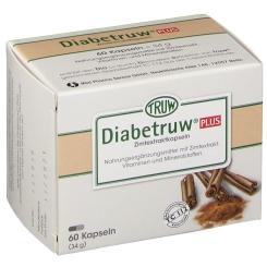 Diabetruw® PLUS Zimtkapseln