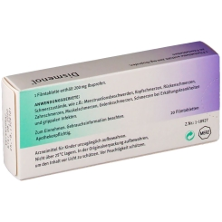 Dismenol® Ibuprofen 200 mg