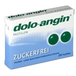 dolo-angin® Zuckerfrei
