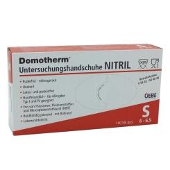 Domotherm® Untersuchungshandschuhe Nitril S 6-6,5