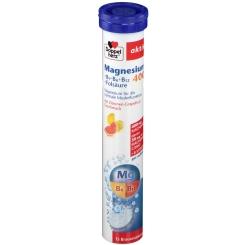 Doppelherz® aktiv Magnesium 400 + B1 + B6 + B12 + Folsäure Brausetabletten