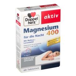 Doppelherz® aktiv Magnesium 400 für die Nacht