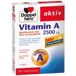 Doppelherz® aktiv Vitamin A 2500 I.E.