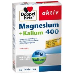 Doppelherz Magnesium + Kalium 400