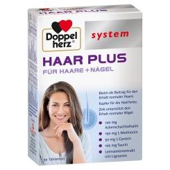 Doppelherz® system HAAR PLUS